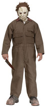 Michael Myers Halloween 2018 Mask Overalls Jumpsuit Knife Complete Costume - $83.82