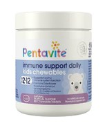 Pentavite Immune Support Daily Kids 60 Chewable Tablets - $76.26