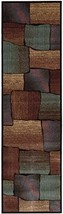 Nourison Expressions XP05 Multicolor Runner Area Rug, 2-Feet 3-Inches by... - $92.44