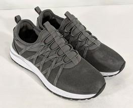 WN Women's Size 8 Easy Spirit Harper 2 Silver Gray Athletic Walking Shoe... - €16,90 EUR