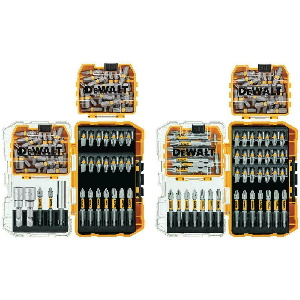 Primary image for DeWalt - DWAMF150  - MAX FIT Steel Screwdriving Bit Set - 150-Piece