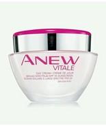 Avon Anew Pink Vitale Day Cream SPF25 Fine Lines Rejuvenate Bright Young... - $24.74