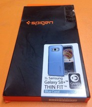spigen thin fit case for Galaxy S8+ (571CS21677) blue coral - $10.84