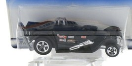 1998 Hot Wheels First Editions Super Comp Dragster in Black