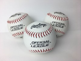 Rawlings official OLB3 League Baseball 5 oz, 9 IN. Lot of 9 - $24.70