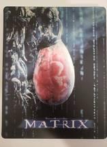 Matrix: 10th Anniversary Limited Edition Steelbook (Blu-ray)