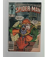 Peter Parker - The Spectacular Spider-Man #104 - July 1985 - Marvel Comics. - $0.97