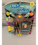 Playmates 1993 6059 Star Trek Next Generation K'Ehleyr Ambassador Action... - $12.86
