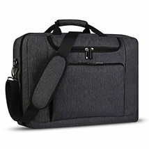 Laptop Bag 17.3 Inch Laptop Briefcase with Organizer, Expandable Large B... - $36.39