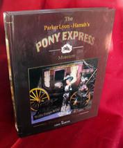 The Parker Lyon - Harrah's Pony Express Museum Photographic Essay + book... - $127.40