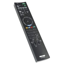 Rm-Yd067 Replaced Remote Fit For Sony Tv Xbr-55Hx920 Xbr-65Hx920 Xbr55Hx920 X.. - $16.99