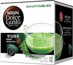 Nescafe Dolce Gusto dedicated capsule Uji Matcha 16 cups - $32.92
