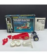 Micronauts Mego 1976 robot action figure vehicle complete Warp Racer rac... - $222.75