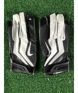 Team Issued Baltimore Ravens Nike Vapor Trail 3.0 2xl Football Gloves - $19.99