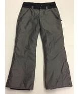 Triple Nickel 555 Women's L Snowboard Pants Ski Snow Black White Gingham... - $24.75