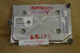 2015 Jeep Cherokee Chrysler 200 Engine Control Unit 05150925AB Module 18... - $43.55
