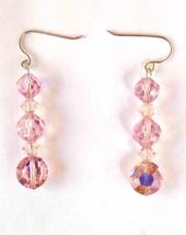 Swarovski Crystals .925 SILVER EARRINGS NWT - $9.50