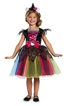 Witch Deluxe Hello Kitty Sanrio Costume, Small/2T - $17.79