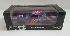 Revell John Andretti #37 K-mart Little Caesars 1/24 NASCAR Diecast 1996 - $23.95