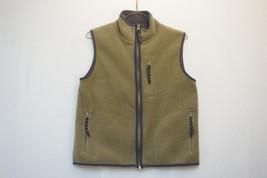 Old Navy Midweight Full-Zip Fleece Vest, Women's Medium 8701 - $13.00