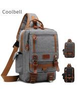 COOLBELL® Messenger Handbag Crossbody Tablet Case Ipad Chest Students Sc... - $46.91