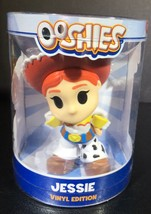 Ooshies Disney Pixar Toy Story 4 Jessie 4-Inch Vinyl Edition Figure NEW - $11.87