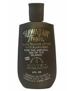 Hawaiian Tropic Dark Tanning Lotion Factor 4  8 oz Paba Free Vintage New - $38.49