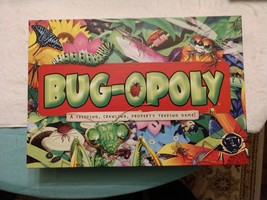 Bug-opoly Board Game - Complete - $29.95