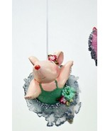 Katherine's Collection Mouse Ballerina Christmas Ornament 28-530510 - $25.99