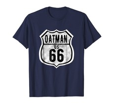 Oatman Arizona Historic Route 66 Distressed Graphic T-Shirt - $17.99+
