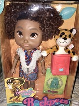 Backpets Corinne and Sasha South Africa Doll and Pet Set African American - $39.99