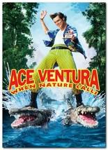 "Ace ventura: When Nature Calls Movie Poster 24x36"" - USA Shipped - $17.09"
