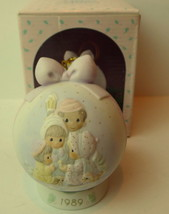 Precious Moments Peace on Earth Special Edition 1989 Ornament - $29.65