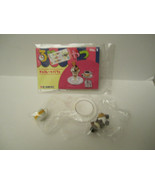 NEW Re-ment 3:00 O'Clock Afternoon Tea 8 Miniature Mini Food 2004 US Seller - $15.00