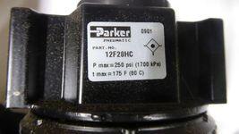"Parker 12F28HC Filter 3/8"" New image 3"