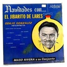 Navidades con El Jibarito de Lares Odilio Gonzalez NOS Sealed Vinyl LP R... - $48.50
