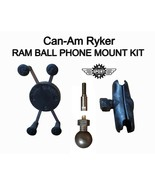 Can-Am Ryker Ram Ball Phone Mounting Kit - $67.00