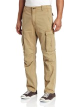 Levi's Strauss Men's Original Relaxed Fit Cargo I Pants Tan 124620010