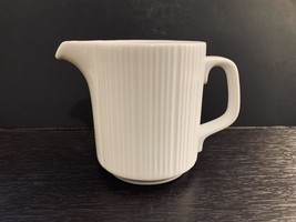 Rosenthal Studio-linie Variations White Ribbed Creamer. Germany - $14.95