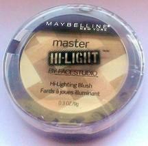 Maybelline Face Studio Master Hi-Light Blush ~ Natural 251 ~ Limited Edition - $7.75