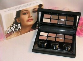 New Bobbi Brown Matte Edition Eye Shadow Gel Liner Palette .05 oz 1.4 /1... - $59.99