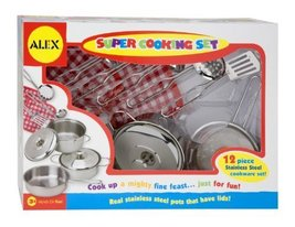 ALEX Toys Super Cooking Set - $27.53