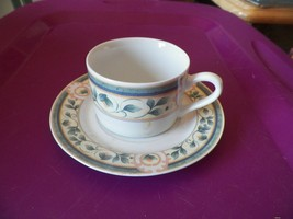 Farberware Eloquence cup and saucer 1 available - $2.38