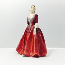"Royal Doulton Vintage 1945 ""Gwynneth"" (HN 1980) Bone China Figurine - $118.79"