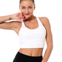 White Women Yoga Tank Top Loose Tanktop Yoga Fitness Tops - $49.99