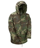 Genuine Reclaimed US Goretex Woodland Camo Jacket - $105.27