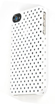 Incase Perforated White Snap Case for iPhone 4 & iPhone 4s