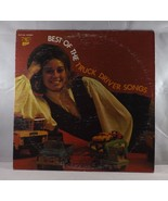 Best of the Truck Driving Songs - 33 RPM Vinyl Album - $12.34