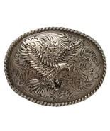 American Bald Eagle Western Belt Buckle - $8.86