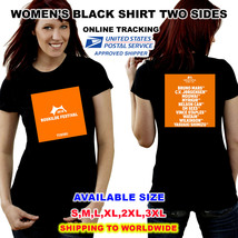 Roskilde 2018 Festival Nice Shirt R2,BLACK Color,Sizes S-3XL Available Radio - $11.00+